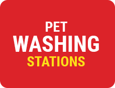 Pet Washing Stations