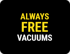 Always FREE Vacuums